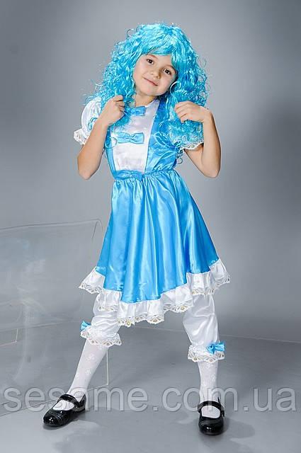 Детские карнавальные костюмы Мальвина