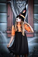Детские карнавальные костюмы Ведьмочка