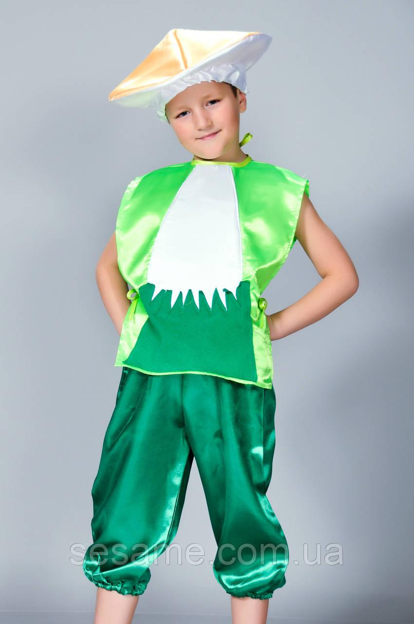 Детские Карнавальные костюмы для детей Гриб