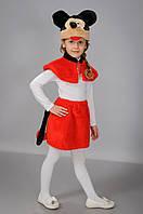 Карнавальные костюмы Микки Маус (девочка)