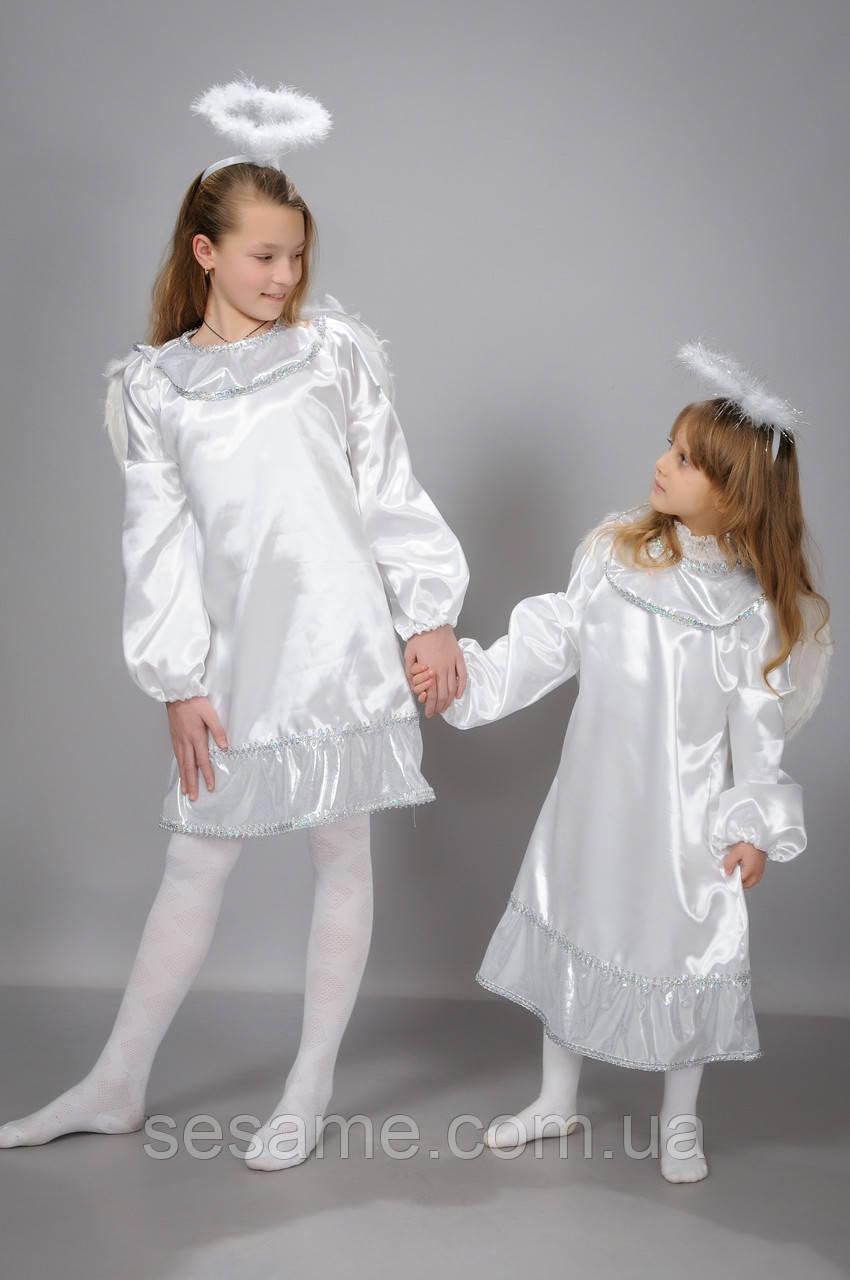 Новорічні дитячі костюми Ангел