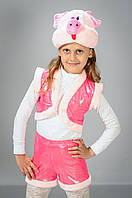 Детские новогодние карнавальные костюмы Хрюша