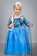 Детские карнавальные маскарадные костюмы Эльза