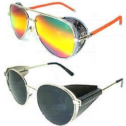 Солнцезащитные очки, футляры