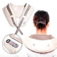 Cervical Massage вибрационный массажер для плечь, спины и шеи