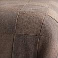 Покривало 220x240 BETIRES ASPEN DARK BROWN (50% бавовна, 50% акрил), фото 3