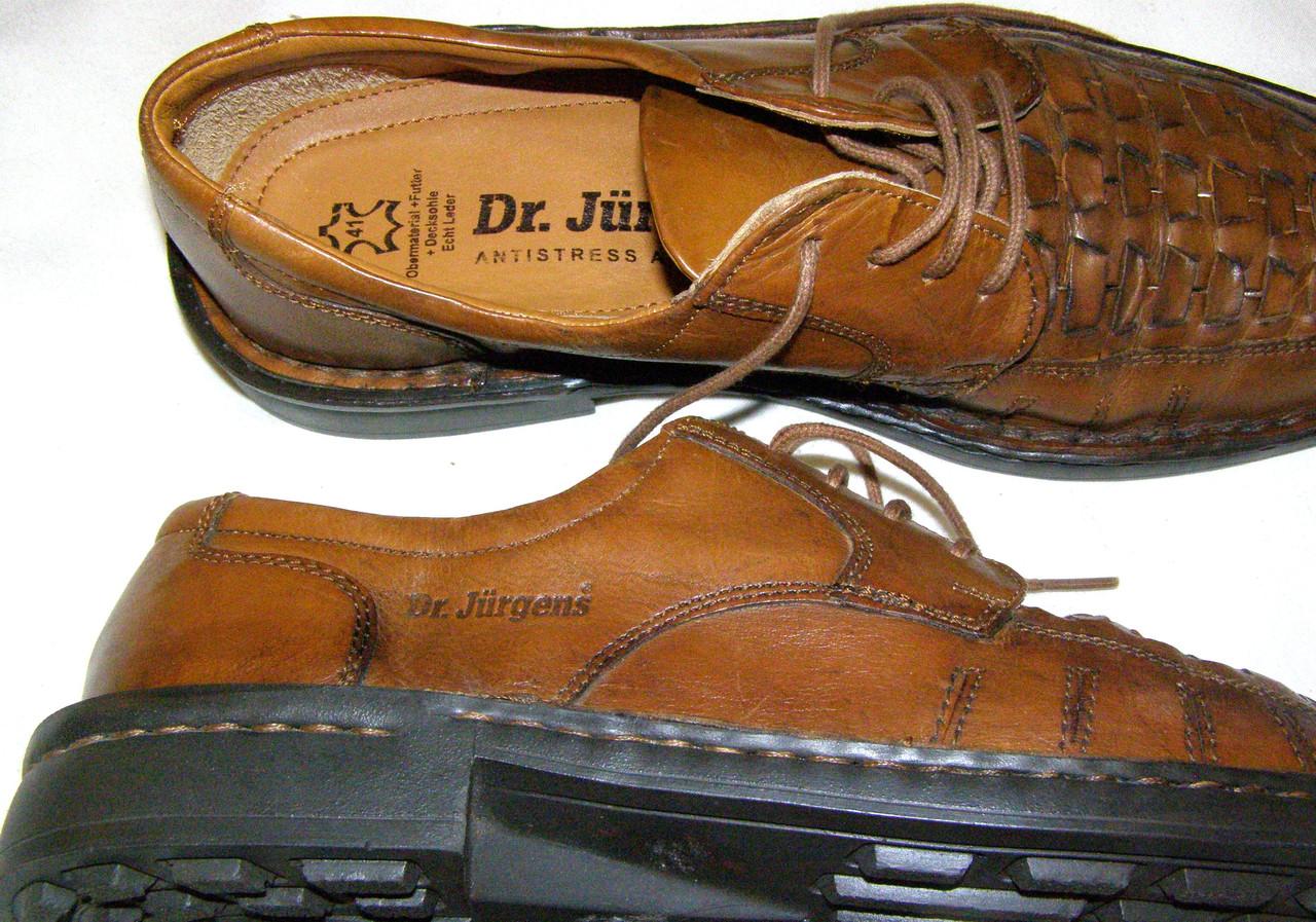 Туфли мужские Dr. Jurgens (41-42)