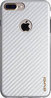 Чехол-накладка AWEI TPU Case F-1 iPhone 7 Plus/8 Plus Gray, фото 1