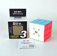 Кубик Рубика 3×3 Qiyi Mofangge Warrior W, цветной матовый пластик