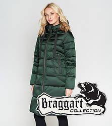 Braggart Angel's Woman | Воздуховик зимний 47250 зеленый
