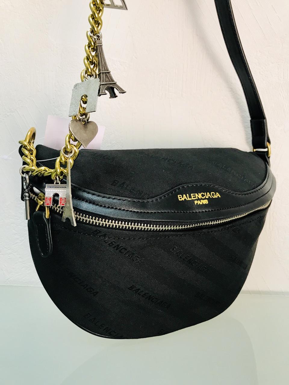 Сумка Balenciaga mini bag с длинной ручкой копия