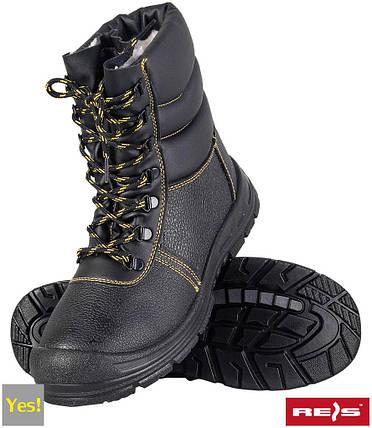 Защитные ботинки утепленные BRYES-TWO-OB (спецобувь), фото 2