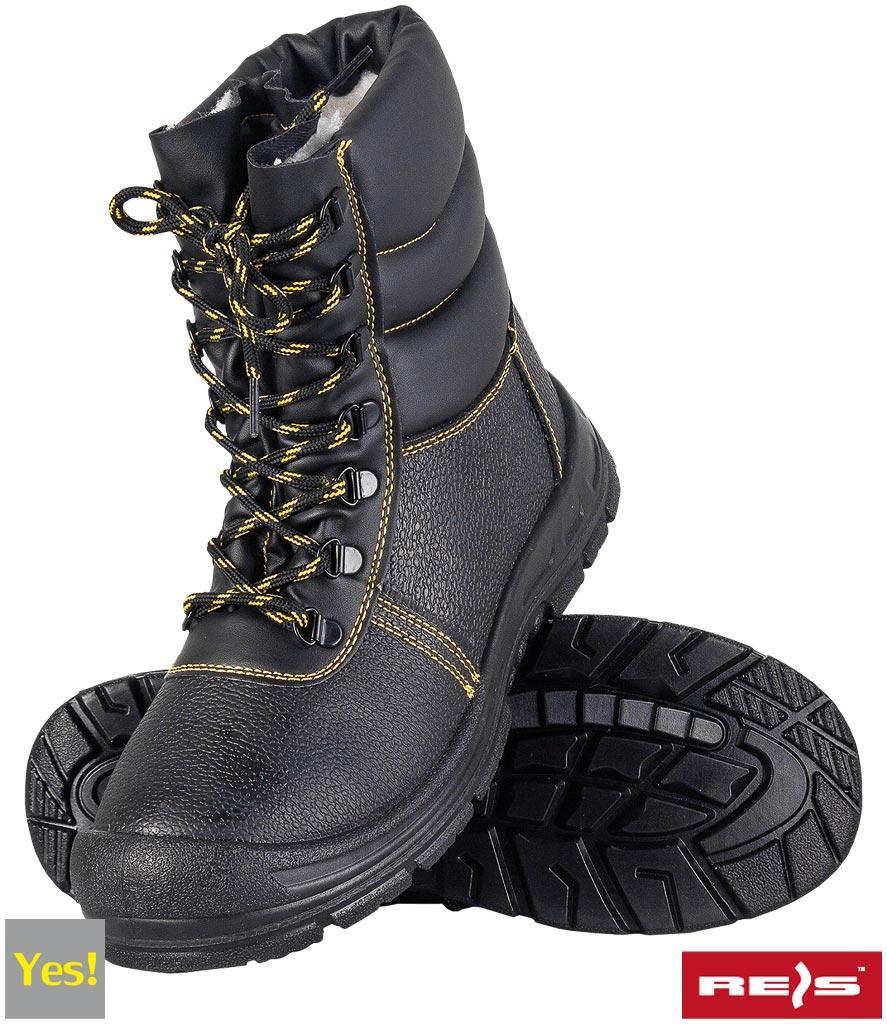 Защитные ботинки утепленные BRYES-TWO-OB (спецобувь)