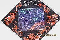 Фольга для литья и дизайна ногтей в листе . Космос   голография