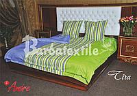 Комплект постельного белья евро 200*220 хлопок  (3450) TM KRISPOL Украина