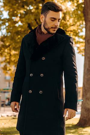 Мужское зимнее пальто DELUXE