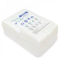 Салфетки впитывающие в пачке, PanniMlada плотность 40 г/м2, размер 10х10 см, кол-во 100 шт Сетка
