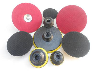 Переходники, удлинители и опорные тарелки для шлифовальных инструментов