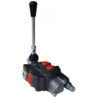 Гидравлический клапан (1 секционный) Badestnost Болгария Аналог RM40Р/0019G  (с фиксацией)