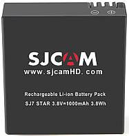 Аккумулятор SJCAM SJ7 battery, фото 1