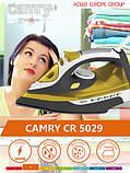 Утюг Camry CR 5029 ceramic, фото 8