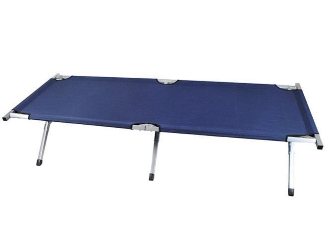 Розкладачка туристична, похідна, кемпінгова, раскладушка  для отдыха 210 см + чохол