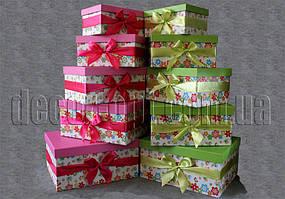 Набор коробок из 5 шт