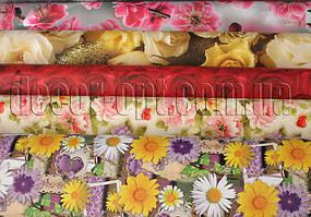 Упаковочная женская бумага для подарков 70смх1м