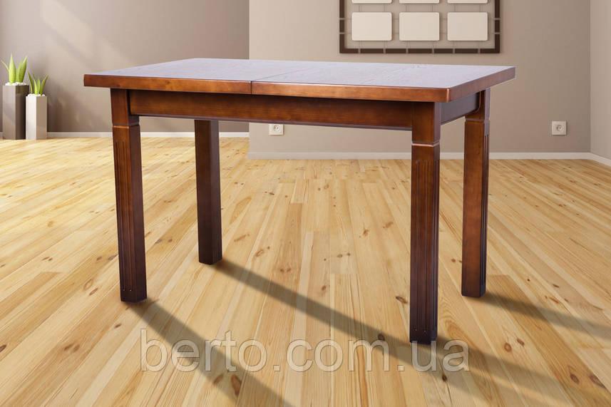 """Деревянный раскладной стол """"Атлант"""""""