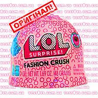 Оригінал! LOL Surprise Fashion Crush Оригінал Желейки одяг для ЛОЛ (Желейки Набор одежды ЛОЛ)
