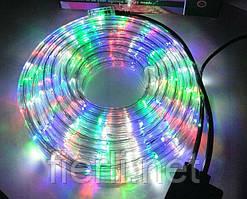 Гирлянда уличная лента светодиодная (LED) 10 м. с контроллером