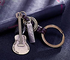 Из каких материалов делают кольца для ключей/брелков?