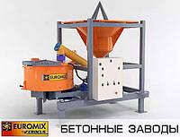 Мобильный растворосмесительный узел EUROMIX CROCUS 3/200