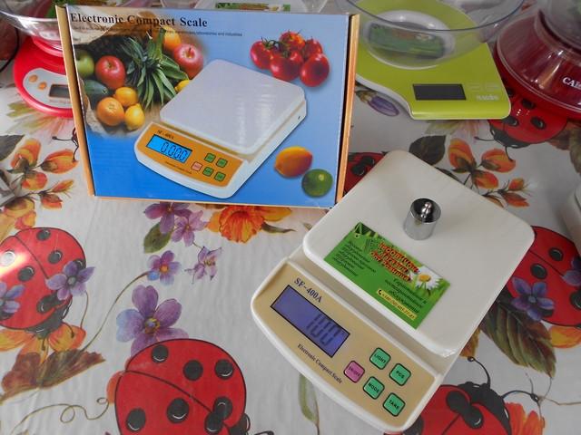 Кухонные весы СФ-400А