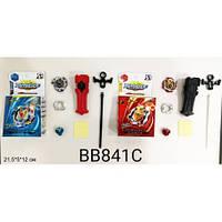 Волчок Beyblade BB841C запуск.набор 2в.кор.21,5*5*12(ВВ841C)