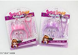 Детская бижутерия наборы.Набор аксессуаров для девочек.Аксессуары для девочек.