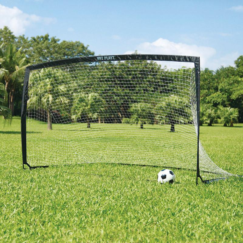 Розкладні футбольні ворота Net Playz SOCCER SIMPLE PLAYZ MEDIUM
