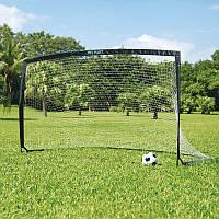 Розкладні футбольні ворота Net Playz SOCCER SIMPLE PLAYZ MEDIUM, фото 1
