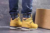 Мужские зимние ботинки Timberland,Тимберленд,на меху,рыжие 43р, фото 3