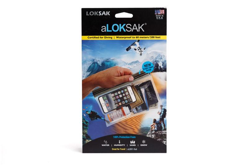 "Пакет водонепроницаемый Loksak aLOKSAK 9x6"""