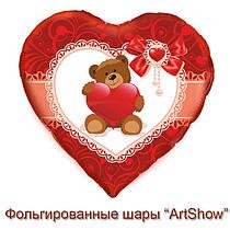 """Фольгированные шары """"ArtShow"""""""