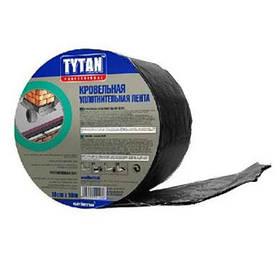 Лента уплотнительная кровельная Tytan 10 м 10 см антрацит