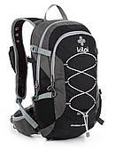 Рюкзак спортивный  20-литровый Kilpi PYORA. Цвет: черный