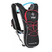 Рюкзак спортивный 10-литровый Kilpi ENDURANCE для велоспорта и бега. Цвет: черный