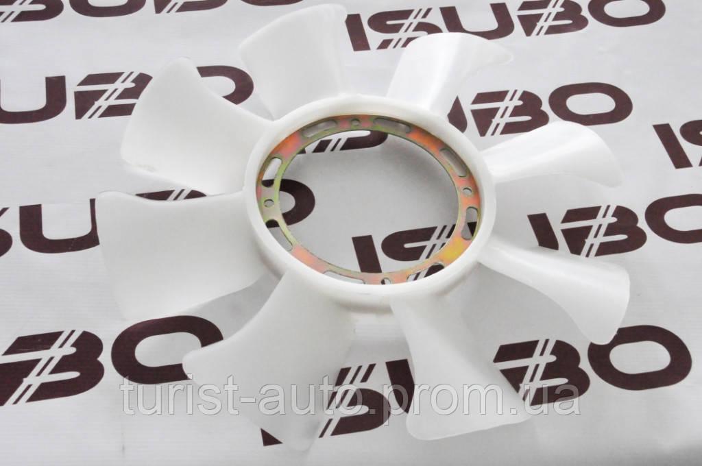 Крыльчатка вентилятор 8 лопастей Isubo