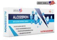 Alcozeron (Алкозерон) – препарат для лікування алкоголізму