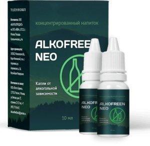 Alkofreen Neo (Алкофрин Нео) – препарат от алкоголизма