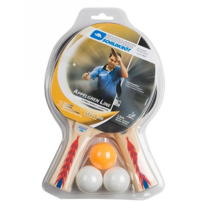 Набор для настольного тенниса Appelgren 300 2-Player Set