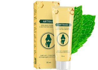 Artraid – крем для боротьби з радикуліт, артрит і артроз