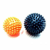 Набор массажных мячей LiveUp MASSAGE BALL, 2 шт., LS3302